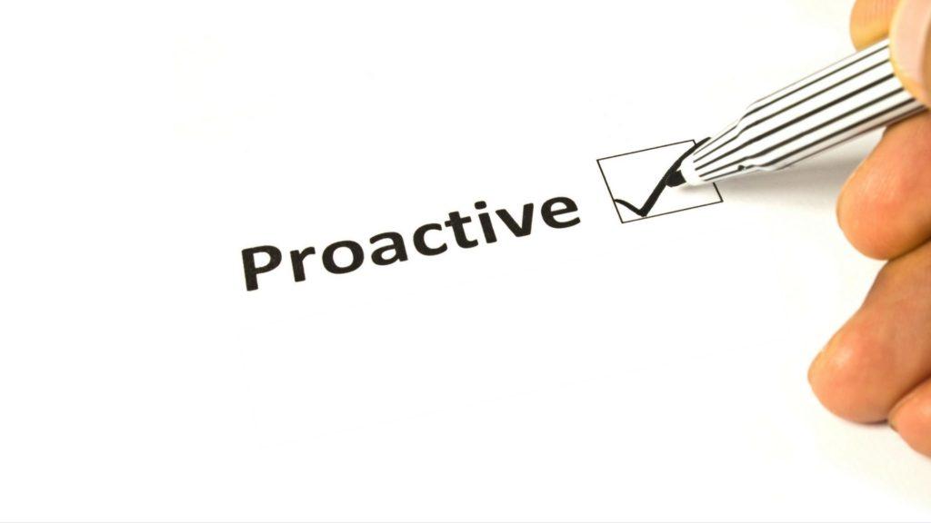 empreendedor proativo