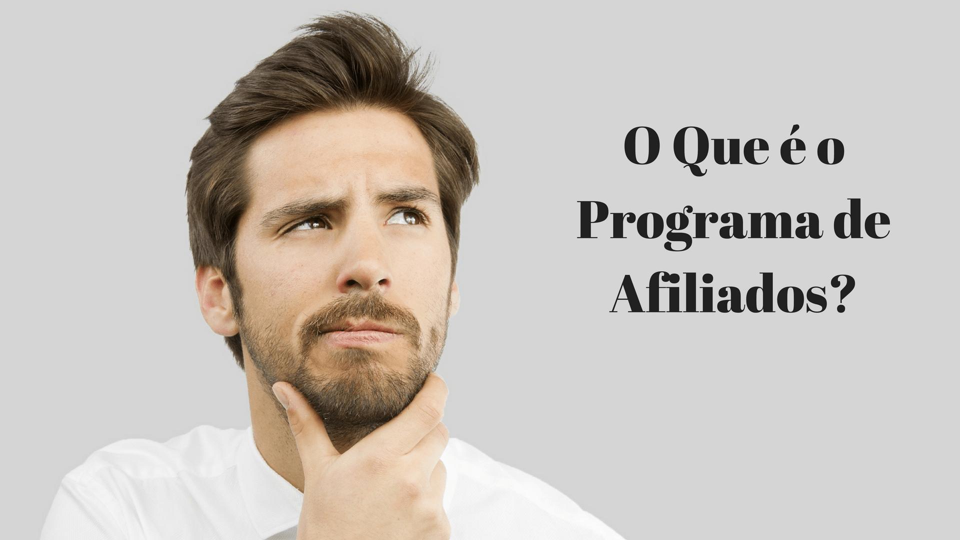 O Que é o Programa de Afiliados?