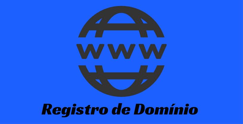 como fazer um registro de dominio