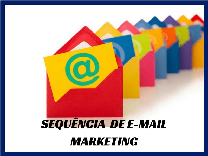 CRIAR NEGÓCIO ONLINE - SEQUÊNCIA DE E-MAIL