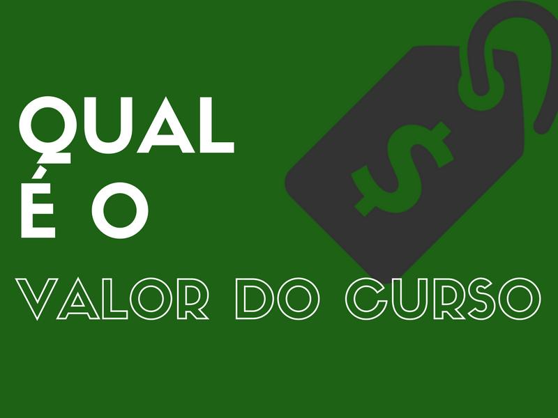 QUAL O VALOR DO CURSO VIVER DE LANÇAMENTOS